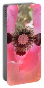 Bug Eyed Blossom Portable Battery Charger