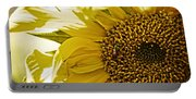 Bug In The Sunflower Portable Battery Charger