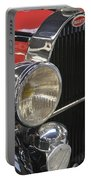 Bugatti Typ 57 Of 1935 Classic Car Portable Battery Charger