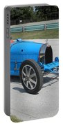 Bugatti Type 35 Racer Portable Battery Charger