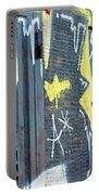 Bulgarian Graffiti Portable Battery Charger