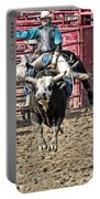 Bull In The Air Portable Battery Charger