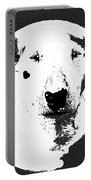 Bull Terrier Graphic 6 Portable Battery Charger