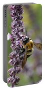 Bumble On Sage Portable Battery Charger