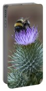 Bumble Thistle Portable Battery Charger