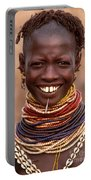 Bumi Woman Ethiopia Portable Battery Charger