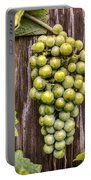 Bunch Of Grapes Portable Battery Charger