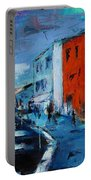 Burano Canal - Venice Portable Battery Charger
