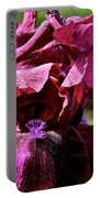 Burgundy Breeze Portable Battery Charger