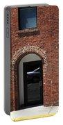 Burlington North Carolina - Brick Entrance Portable Battery Charger