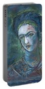 Burn It Blue Frida Portable Battery Charger