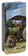 Burrell Steam Engine  Portable Battery Charger