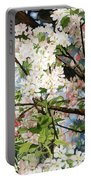 Burst Of Spring Portable Battery Charger