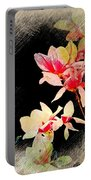 Bursting Magnolias Portable Battery Charger