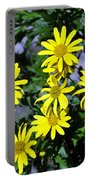 Bush Daisy  Portable Battery Charger