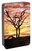 Bushveld Silhouette Portable Battery Charger