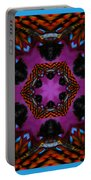 Busy  Bee Kaleidoscope Portable Battery Charger