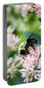 Busy Bumble Bee Portable Battery Charger