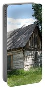 Butch Cassidy Childhood Home Portable Battery Charger
