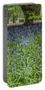 Bute Park Bluebells Portable Battery Charger