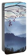 Butte Creek Canyon Mural Portable Battery Charger