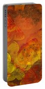 Butterfly Abstract 2 Portable Battery Charger