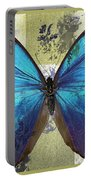Butterfly Art - S01bfr02 Portable Battery Charger