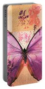 Butterfly Art - Sr51a Portable Battery Charger