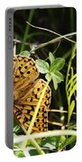 Butterfly At Signal Mountain Portable Battery Charger