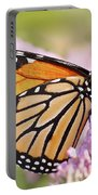Butterfly Beauty-monarch II  Portable Battery Charger