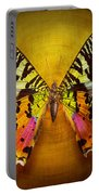 Butterfly - Butterfly Of Happiness  Portable Battery Charger