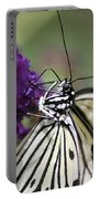 Butterfly Close Up  Portable Battery Charger