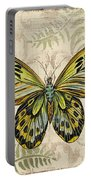 Butterfly Daydreams-a Portable Battery Charger
