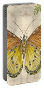 Butterfly Daydreams-c Portable Battery Charger