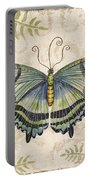 Butterfly Daydreams-d Portable Battery Charger