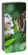 Butterfly Dining  Portable Battery Charger