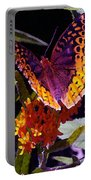 Butterfly Don't Fly Away Portable Battery Charger