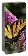 Butterfly - Eastern Tiger Swallowtail Portable Battery Charger