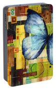 Butterfly Effect Portable Battery Charger