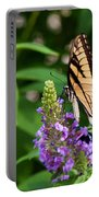 Butterfly Garden 2 Portable Battery Charger