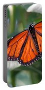 Butterfly Garden - Monarchs 10 Portable Battery Charger