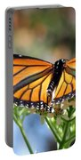 Butterfly Garden - Monarchs 13 Portable Battery Charger