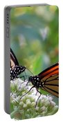 Butterfly Garden - Monarchs 17 Portable Battery Charger