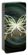 Butterfly Glow Portable Battery Charger