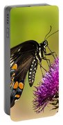 Butterfly In Nature Portable Battery Charger