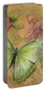 Butterfly Inspirations-a Portable Battery Charger