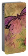 Butterfly Inspirations-d Portable Battery Charger