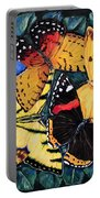 Butterfly Kisses Portable Battery Charger