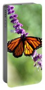 Butterfly - Monarch Portable Battery Charger