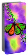 Butterfly - Monarch - Photopower 1551 Portable Battery Charger